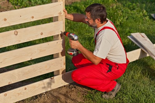 fence - contractors